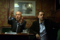 Czas na zmianę. (w ramach cyklu Debata Krakowska)  - marek lasota w krakowskim klubie wtorkowym fot. paweł zechenter19
